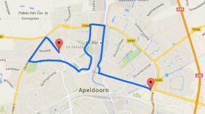 Giro parcours